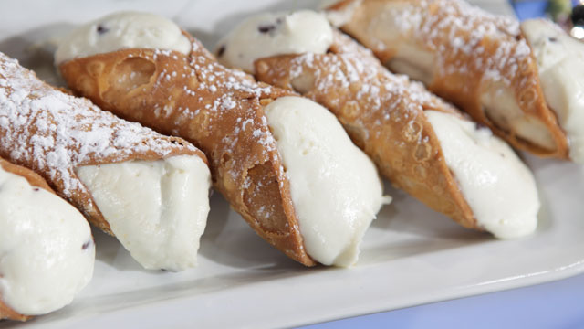 Image result for cannolis