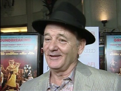 VIDEO: Bill Murray, Terrence Howard and Pee Wee Herman share their holiday picks.