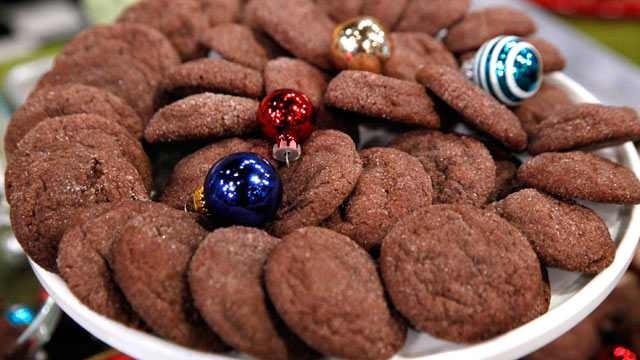 PHOTO:These cookies are perfect to give as gifts or to enjoy and eat.