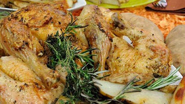 PHOTO: Roasted Chicken