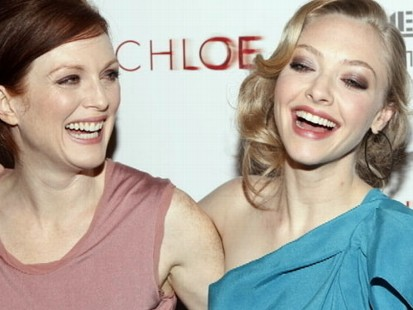 VIDEO  Julianne Moore and Amanda Seyfried dish on love and sex in their new  film ec748b96b2e4