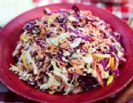 PHOTO: Hill Countrys confetti cole slaw are shown here.