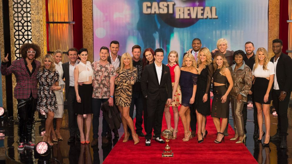 'Dancing With the Stars' season 25 celebrity cast revealed ...