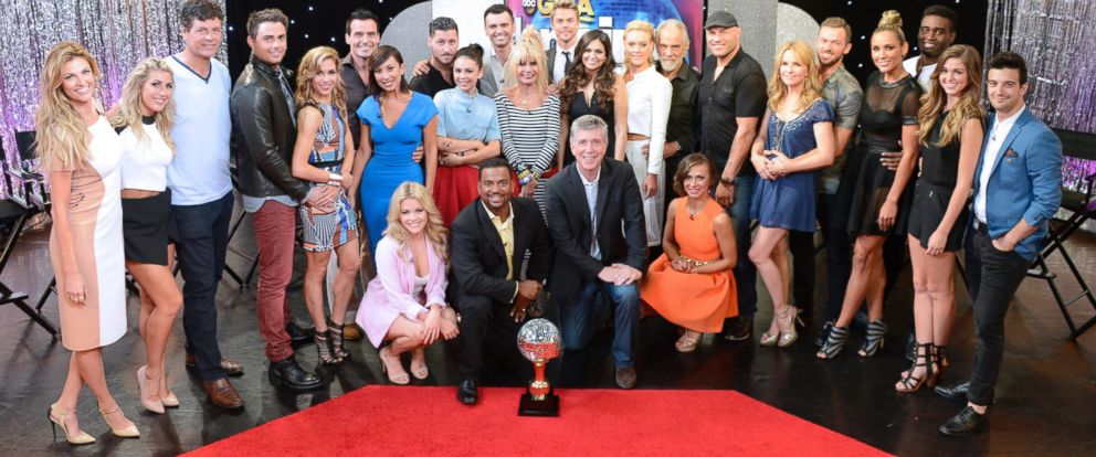"PHOTO: Season 19 of ABCs ""Dancing With the Stars"" is back on Sept. 15 and the thirteen celebrity contenders are ready to strut their stuff in the ballroom."