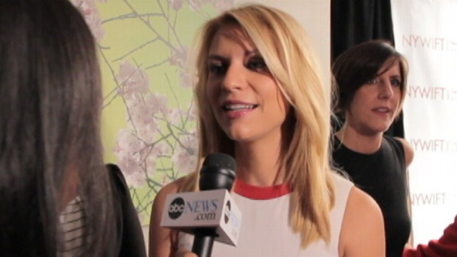 """VIDEO: Claire Danes on how she relates to her """"Homeland"""" character."""