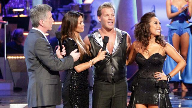 Chris Jericho Voted Off Dancing