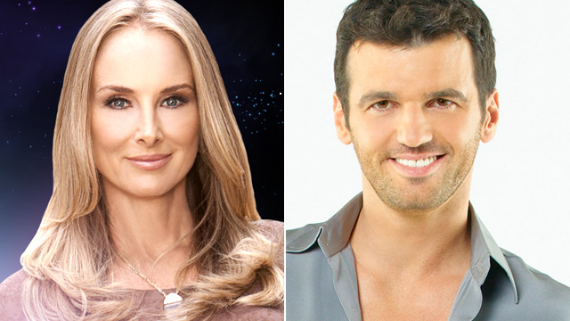 PHOTO: Chynna Phillips and Tony Dovolani