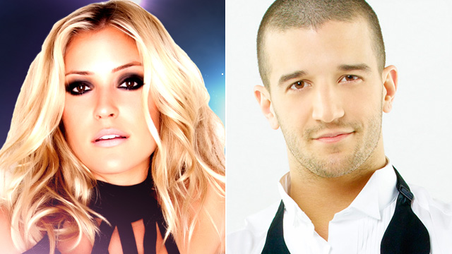 PHOTO: Kristin Cavallari and Mark Ballas