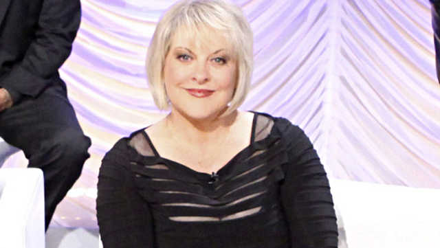 """PHOTO:Nancy Grace heads to """"Dancing with the Stars"""" this season."""