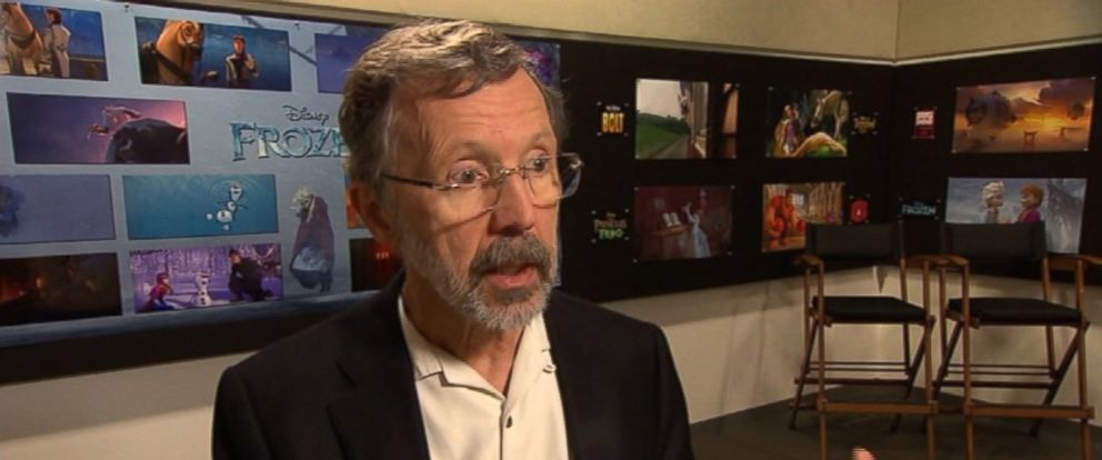"""PHOTO: Ed Catmull is the president of both Walt Disney Animation Studios and Pixar Animation Studios. His new book is titled, """"Creativity, Inc."""""""