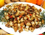 PHOTO: Emeril Lagasses hash brown potatoes are shown here.