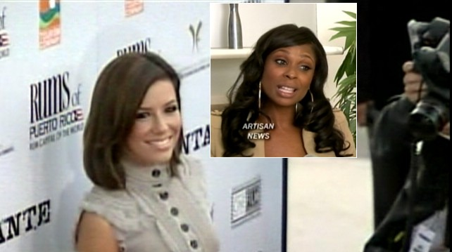 Video: Basketball Wives Jennifer Williams talks about Eva Longoira divorce.