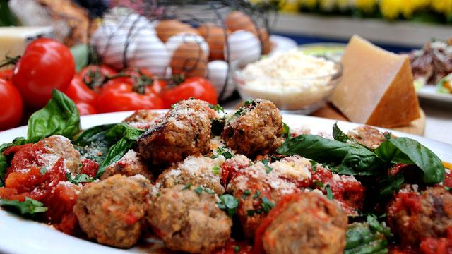 Fabio viviani meatball recipe