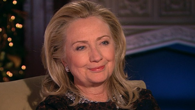 Hillary Clinton Reveals Thoughts on Being Secretary of State ...