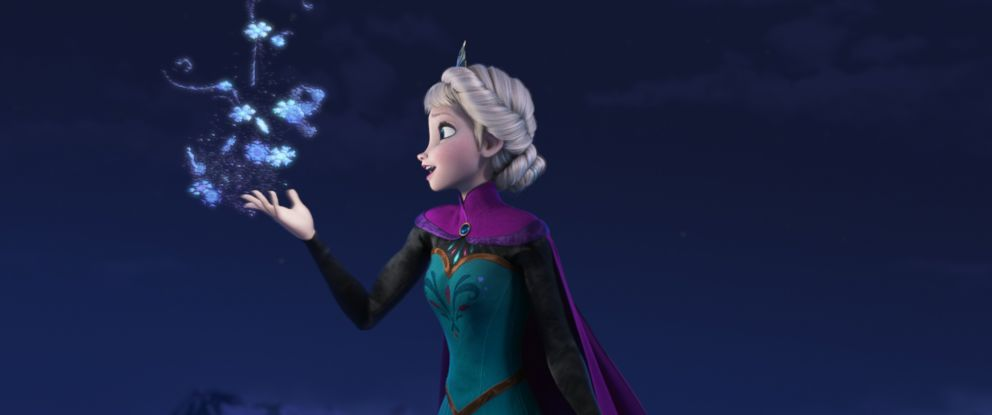 """PHOTO: A new one-hour special goes behind-the-scenes sharing the secrets of """"Frozen"""" in """"The Story of Frozen: Making an Animated Classic."""""""