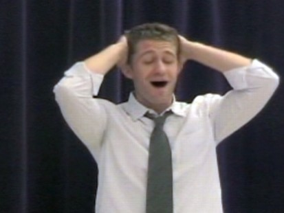 """VIDEO: Check out the musical auditions given by the cast of """"Glee."""""""