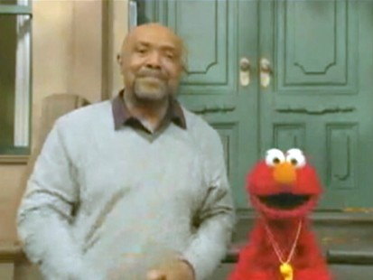 VIDEO: Sesame Streets Elmo appears in swine flu prevention PSA.