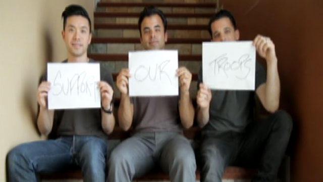 PHOTO:Your 3 Words: O.A.R.