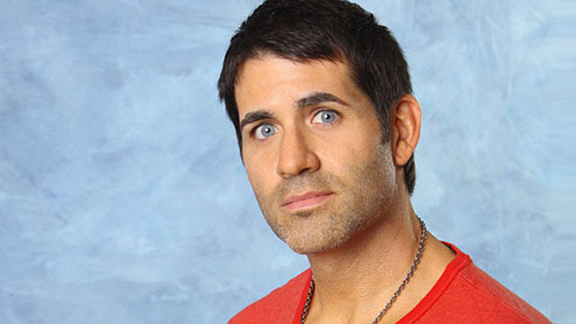 "PHOTO: ""The Bachelorette"" season seven contestant Jeff Medolla opted to take his face out of the equation."