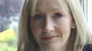 PHOTO: JK Rowling