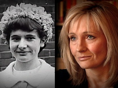 VIDEO: J.K. Rowling Reflects on Childhood Events