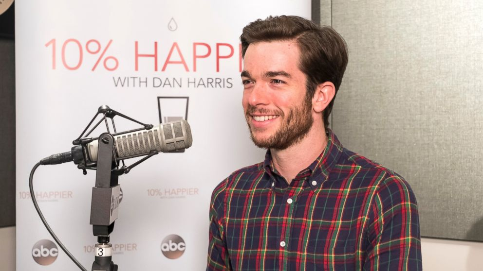 Comedian John Mulaney Says Meditation Helped With Anxiety After Canceled Sitcom