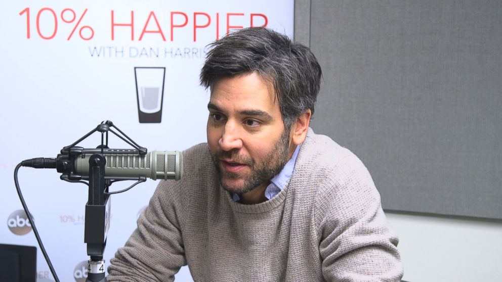 Josh radnor on moving past how i met your mother how meditation josh radnor on moving past how i met your mother how meditation keeps him grounded abc news ccuart Image collections