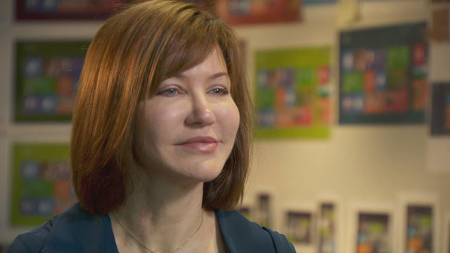 PHOTO: Julie Larson-Green became the head of Microsofts Windows division in Nov. 2012.