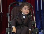 VIDEO: Jimmy Kimmels nephew Wesley appears as The Baby Bachelor.