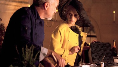"""PHOTO: On Thanksgiving night the ABC Television Network will air a 90-minute special, """"A Very Gaga Thanksgiving""""."""