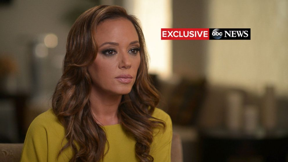 "Leah Remini sits down for an exclusive interview with ABC News ""20/20,"" airing Friday, Oct. 30 at 10 p.m. ET."