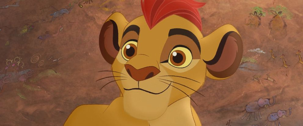 PHOTO: The son of Simba assembles his friends to protect their homeland.