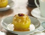 PHOTO: Olivia Newton Johns baked apple recipe is shown here.