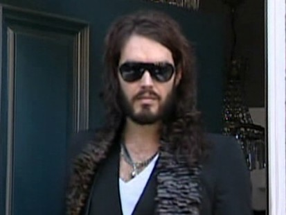 Russell Brand Stripped of Show