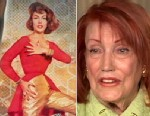 """PHOTO: Actress Gita Hall, 79, says an image of her from decades past is being used in the opening credits of """"Mad Men"""" without her permission."""