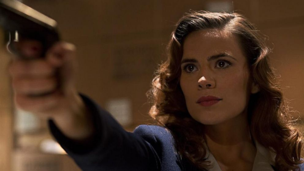Conviction Star Hayley Atwell Was Sad Agent Carter Had To End Abc News