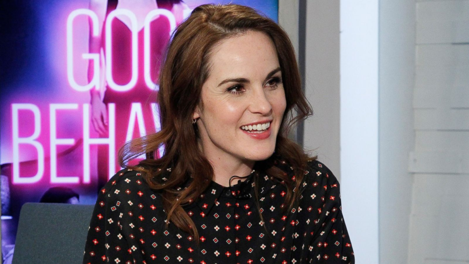 Michelle Dockery on 'Good Behavior,' Life After 'Downton Abbey'
