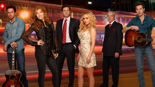 "PHOTO: ABC's ""Nashville"" stars Connie Britton and Hayden Panettiere."
