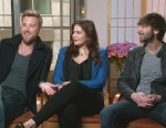 """PHOTO: In a Newsmakers interview, Lady Antebellum sits down to discuss their new album, """"Golden."""""""