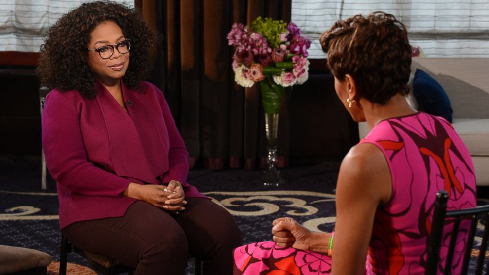 Oprah Calls For Support Of Child Predator Senate Bill