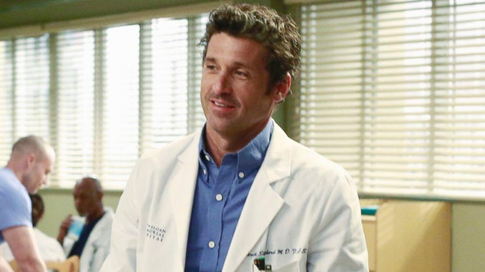 Grey\'s Anatomy\' Star Patrick Dempsey Reveals What\'s Next for Him ...