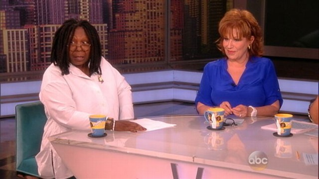 VIDEO: Whoopi Goldberg Criticizes Virginia Gubernatorial Candidate