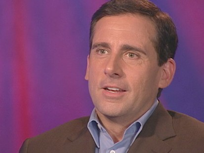 """VIDEO: Steve Carell addresses his departure from hit show """"The Office"""""""