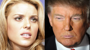 PHOTO Donald Trump, the co-owner of the Miss Universe Organization, will make the call on whether Carrie Prejean keeps her crown