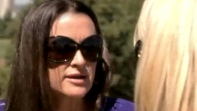 Video: The Real Housewives of Beverly Hills preview.