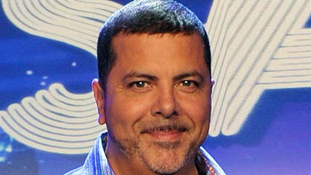 PHOTO:Seen here is Sammy Vijarro one of the Karaoke Battle U.S.A. contestants.