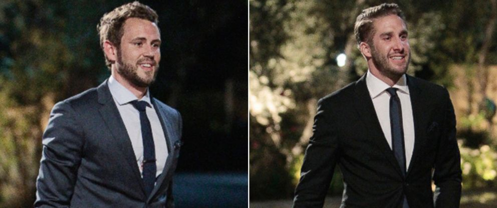 PHOTO: Nick Viall and Shawn Booth.
