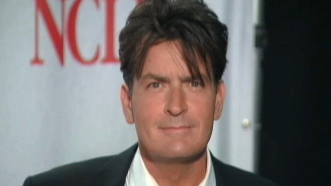 "VIDEO: Charlie Sheen dispenses harsh words for Chuck Lorre on radios ""The Alex Jones Show."""