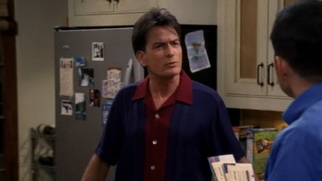 "VIDEO: Charlie Sheen endorses Rob Lowe as his ""Two and a Half Men"" replacement."