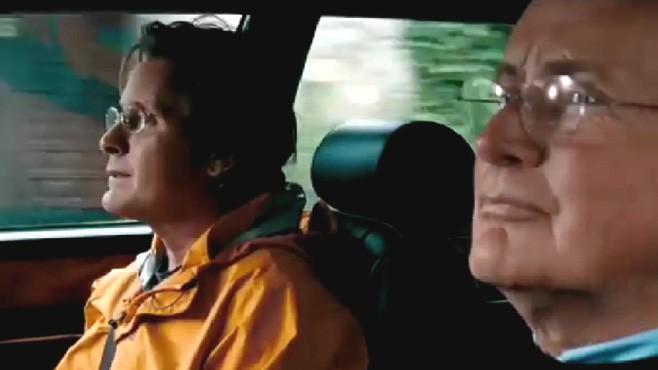 Emilio Estevez And Martin Sheen